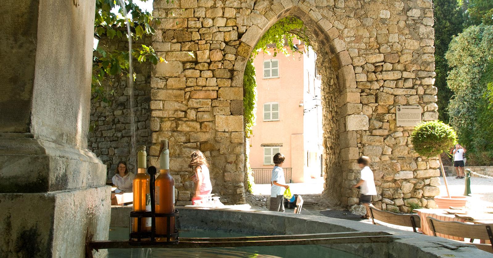Fontaine de Seillans