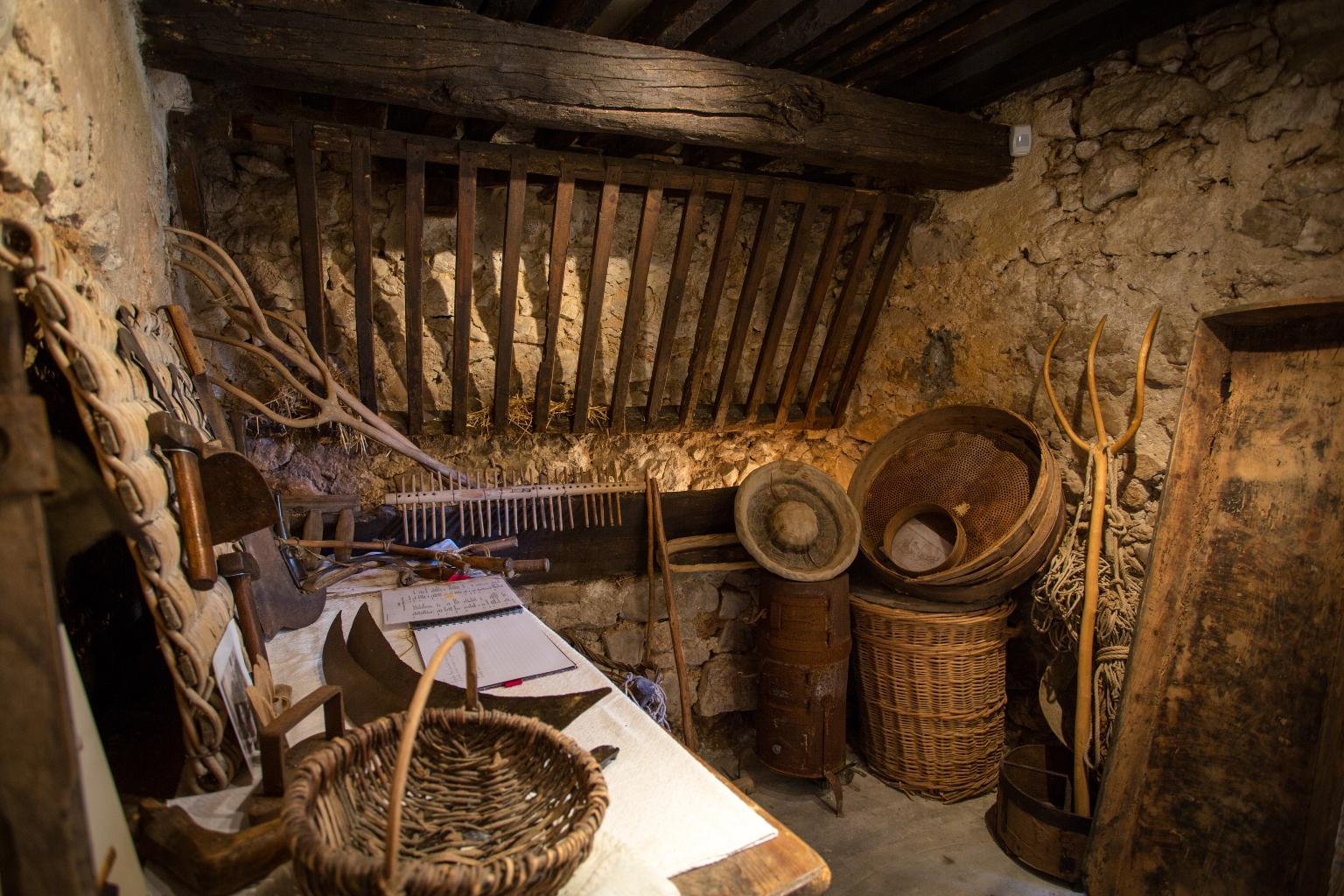 Musée maison monsoise