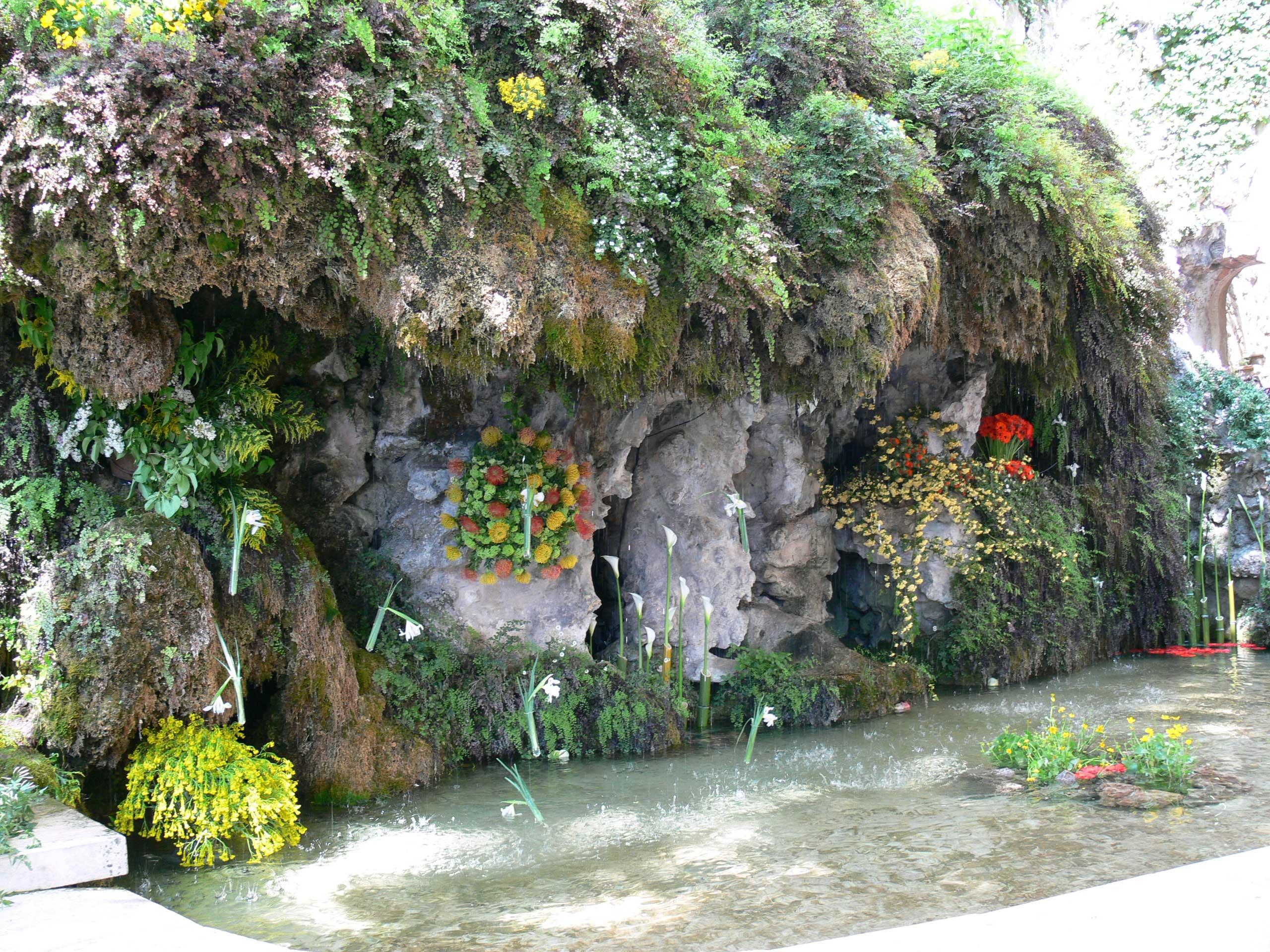 Cascade de Callian
