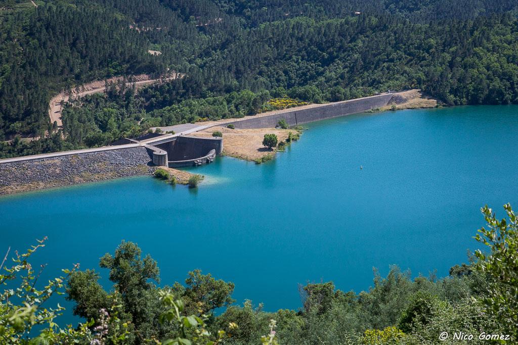 Barrage de Saint-Cassien