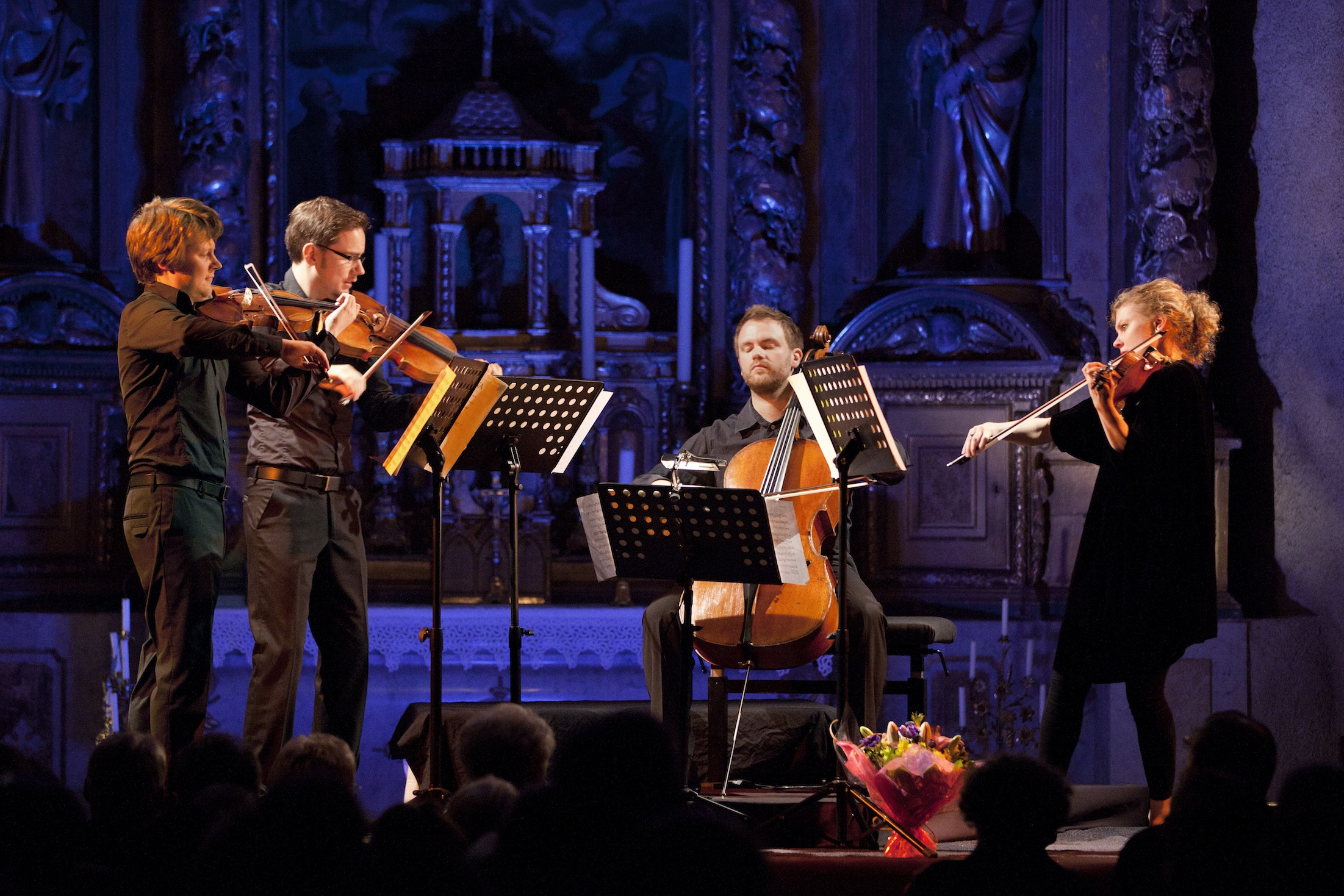 Festival de quatuors à cordes