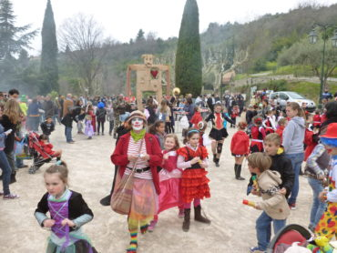 carnaval de seillans