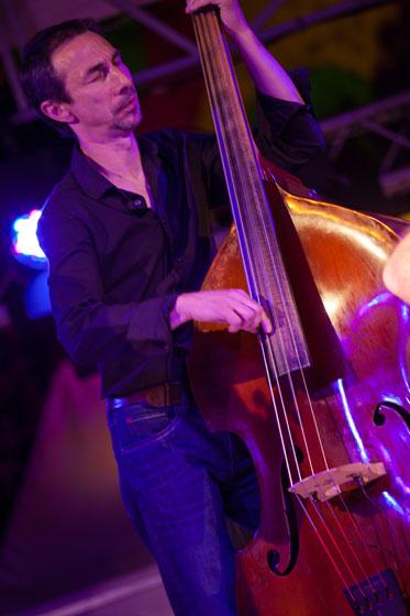 Jazz à Tourrettes violoncelle