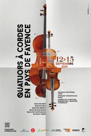 Festival de Quatuors à Cordes 2019