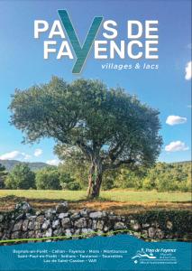Page de couv Guide Touristique 2020