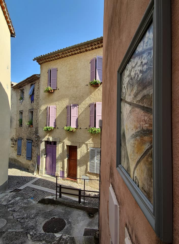 Village de Tourrettes @BastienBalmet