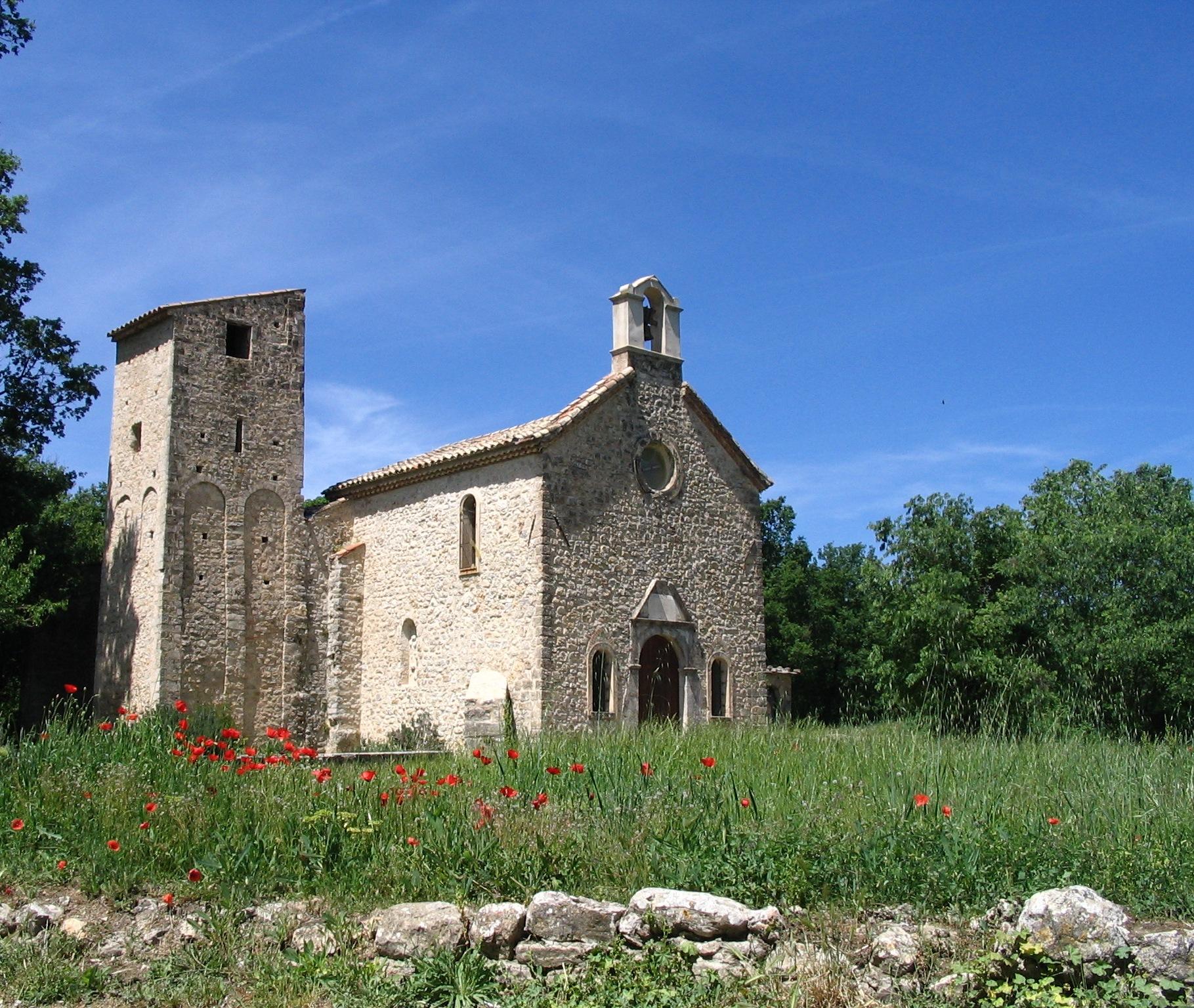 Chapelle Notre-Dame des Roses à Callian