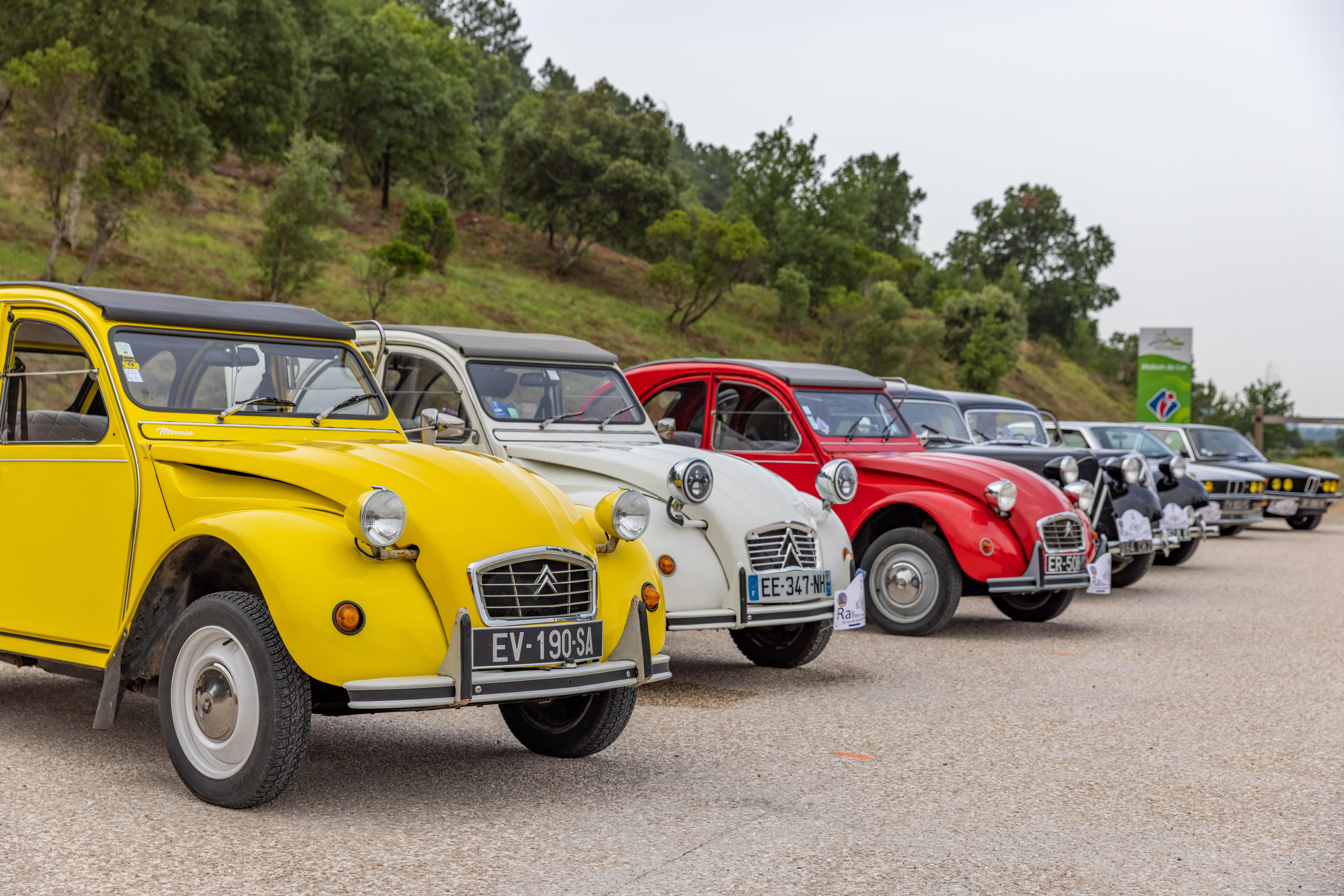 Rallye des neuf villages perchés