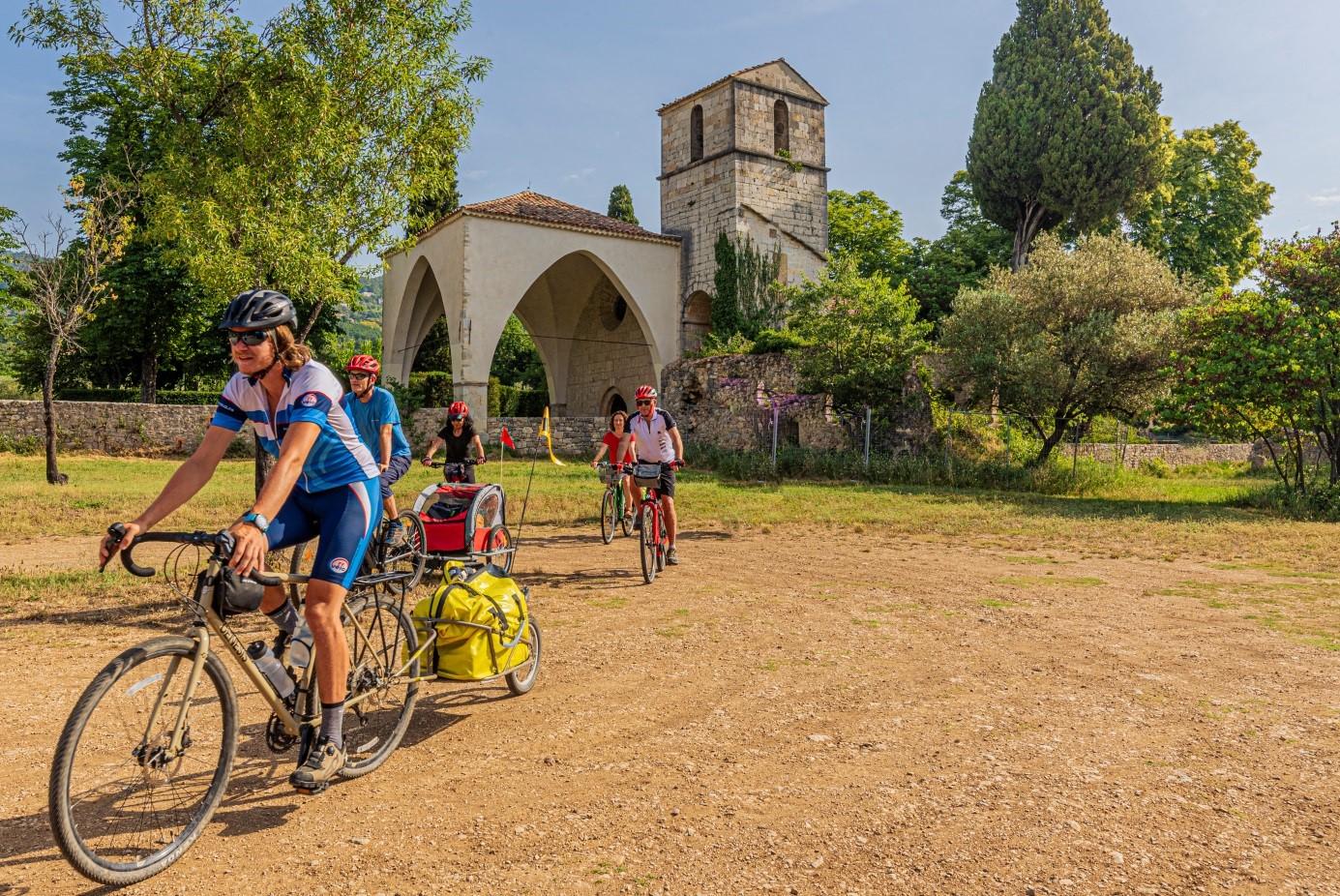 Chapelle Notre-Dame de l'Ormeau à Seillans