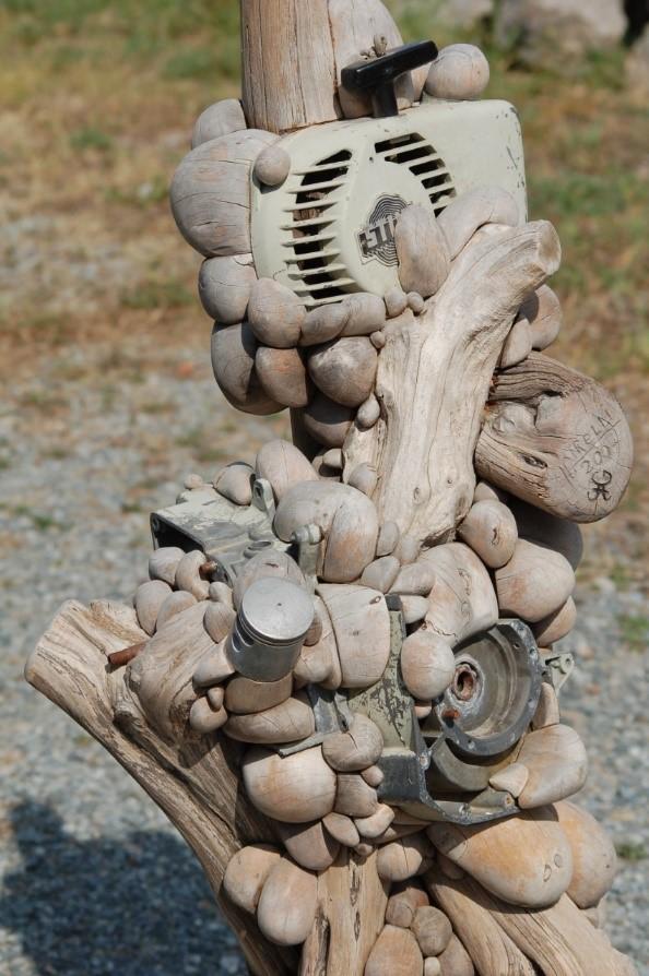 Sculpture Alain Girelli