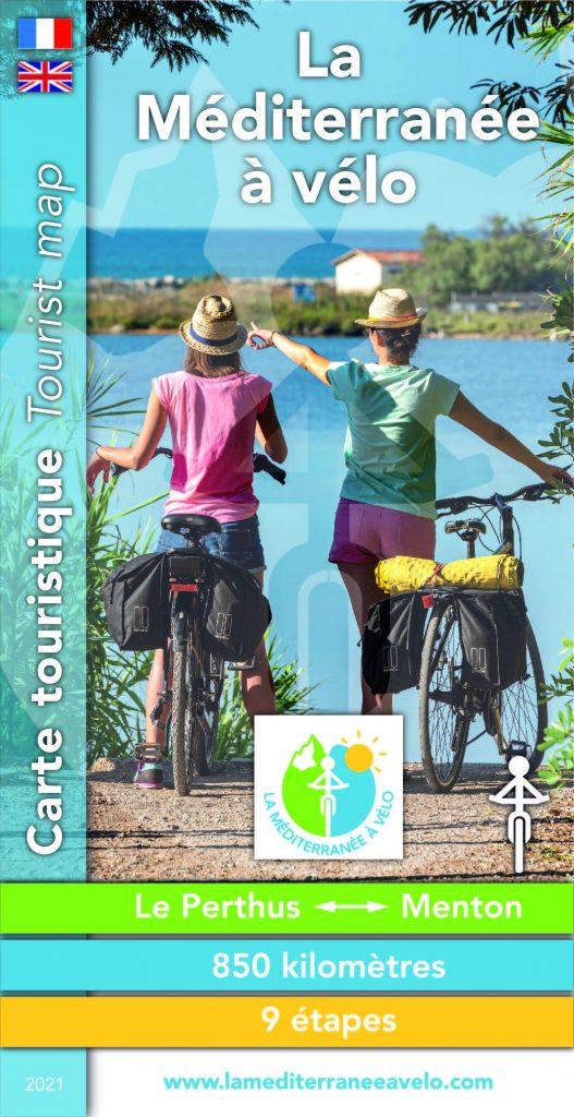 Visuel carte touristique EV8