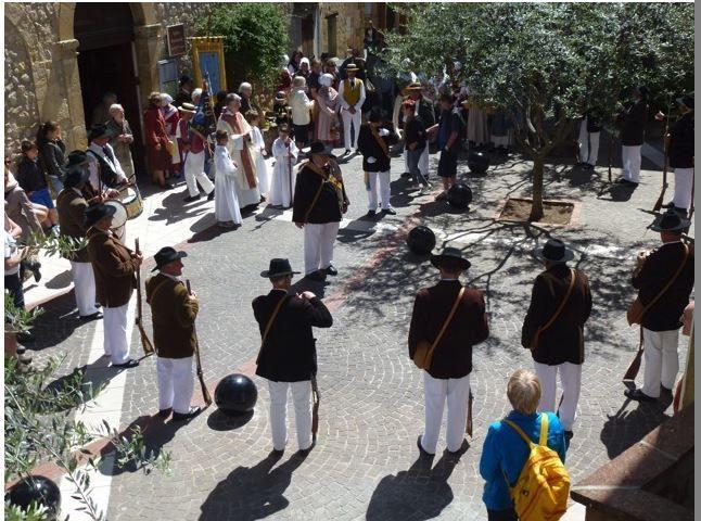 Fête patronale des Saintes
