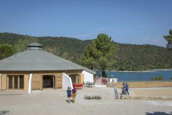 Maison du lac de St Cassien