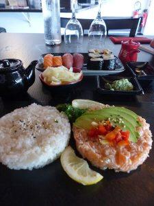 Restaurant Cosmo Sushi