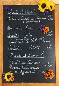 Restaurant Café des Voyageurs